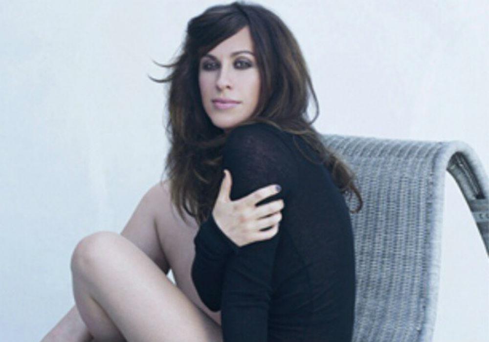 Alanis Morissette Reveals Struggle With Postpartum Depression In Candid Blog Post