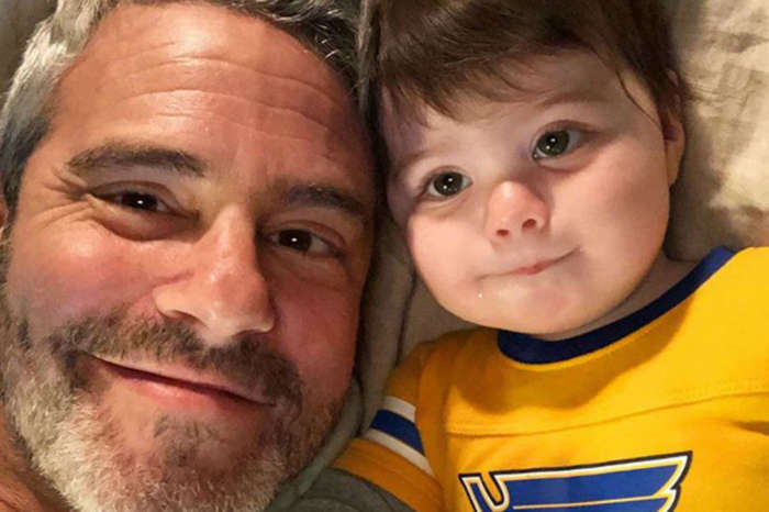 Andy Cohen Is Making Baby Ben An Instagram Star - See The Adorable Pics