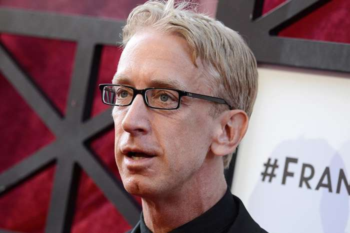 Andy Dick Charged With Sexual Harassment Once Again From A Ride-Hailing Service