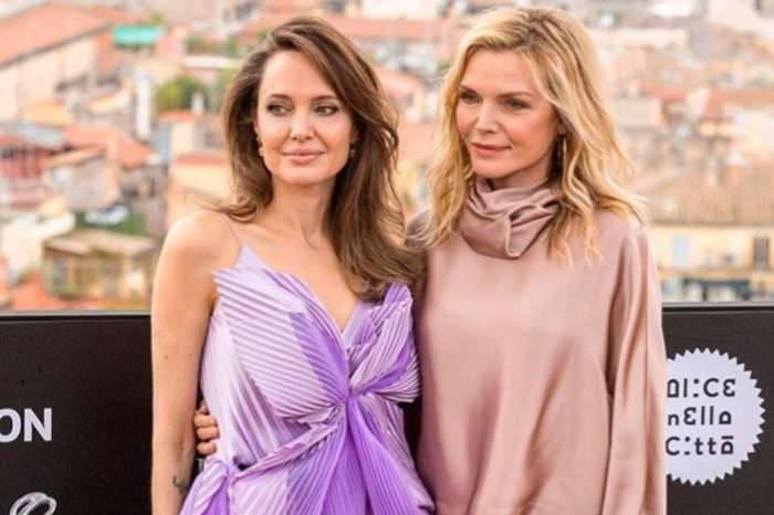 Angelina Jolie And Michelle Pfeiffer Stun At Maleficent: Mistress Of Evil Rome Photocall — And Yes, Fans Are Shipping Them