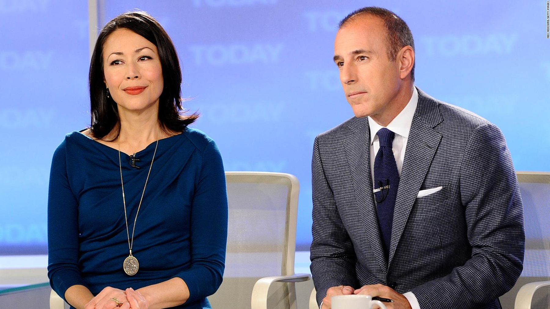 Ann Curry Matt Lauer Bombshell
