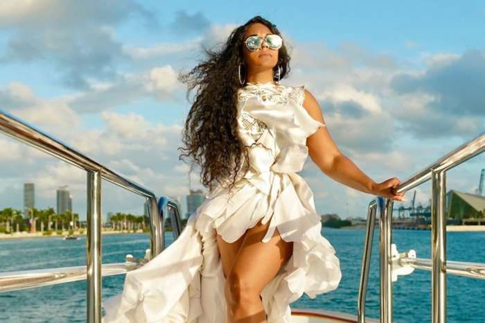 Tiny Harris And Fat Joe Showered Ashanti With Love After She Posted A Sizzling Video In A White Bathing Suit