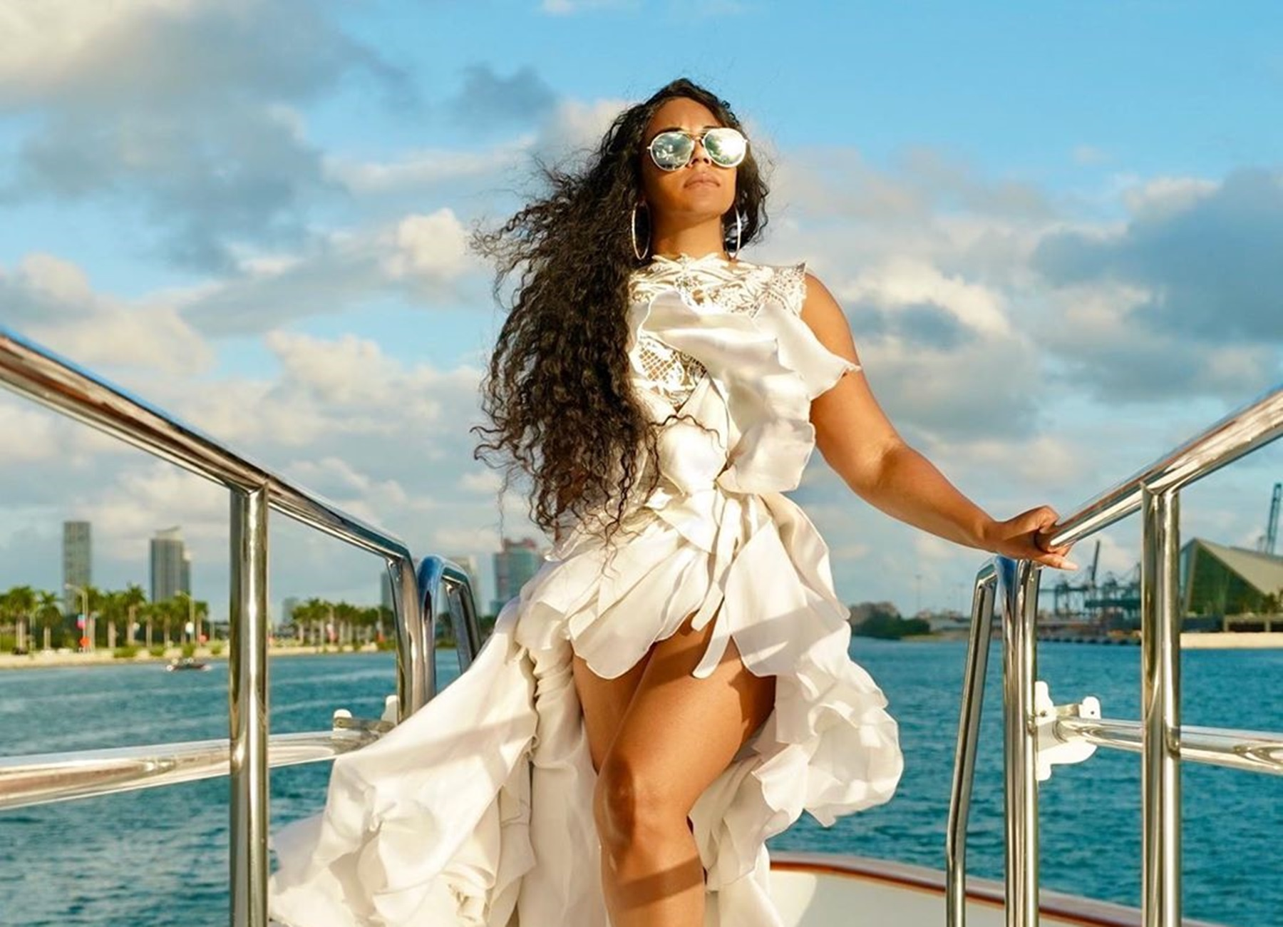 Ashanti 39th Birthday Secret Pictures