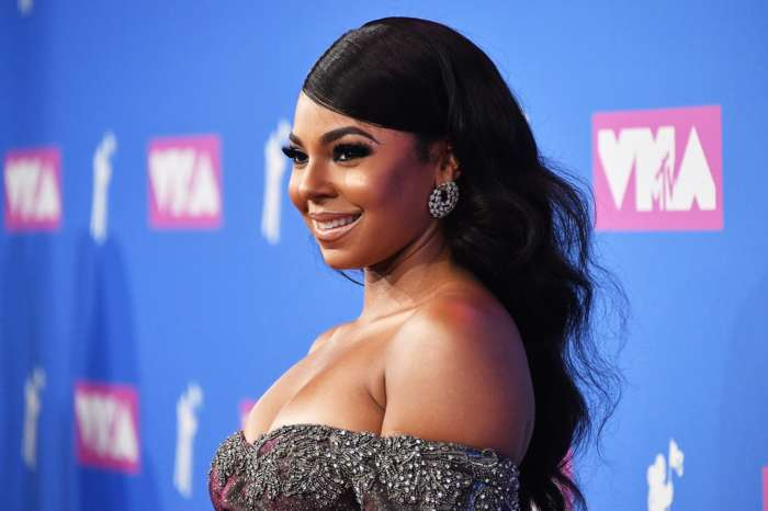 Ashanti Exposes Her Birthday Cakes On Stage In New Photos And Confirms That She Is Cool With Ja Rule Despite His Recent Eye-Popping Comments