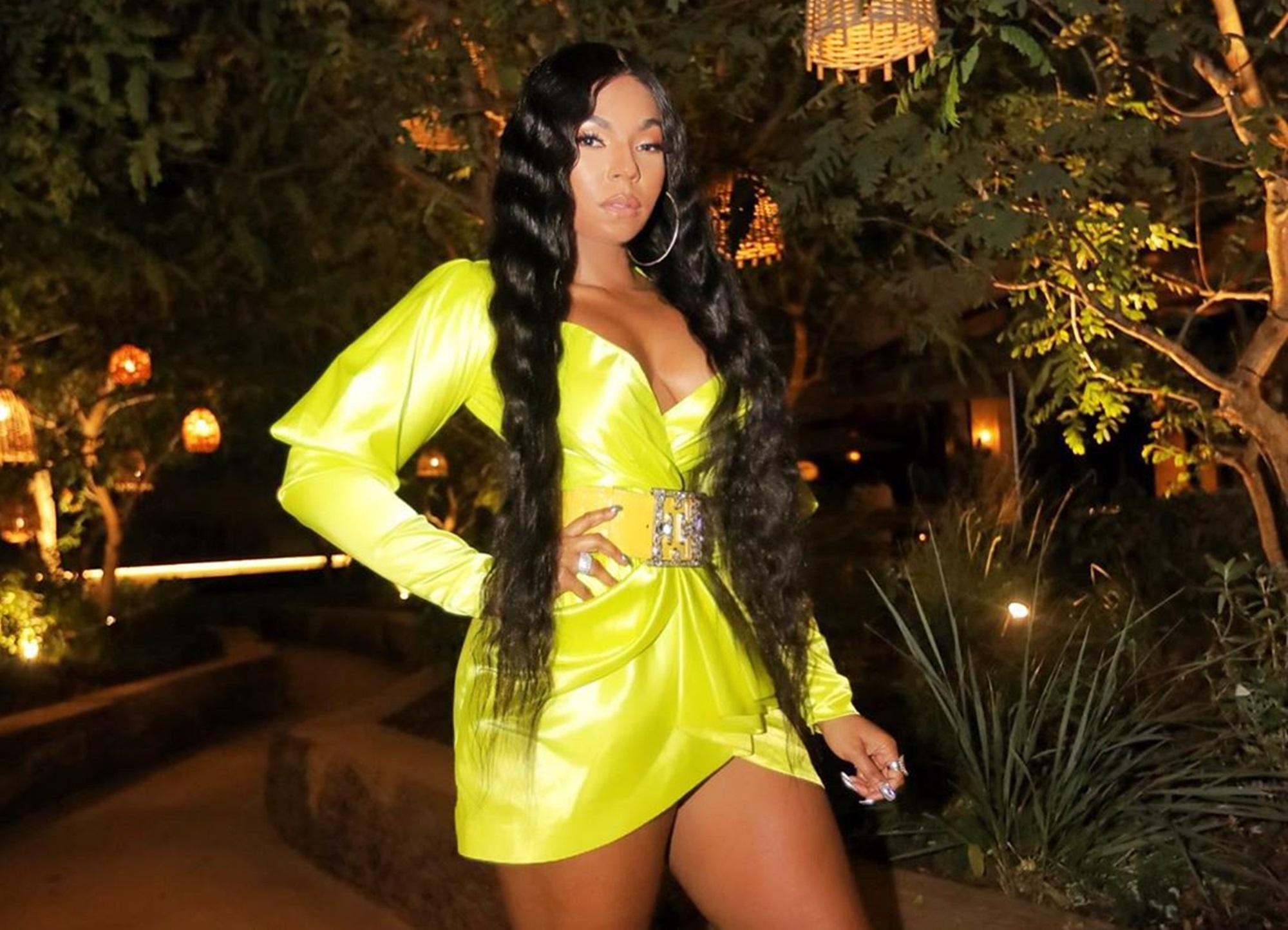 Ashanti New Album Movie Fashion