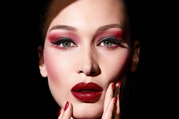 Bella Hadid Is Breathtakingly Beautiful In New Dior Halloween Makeup Campaign