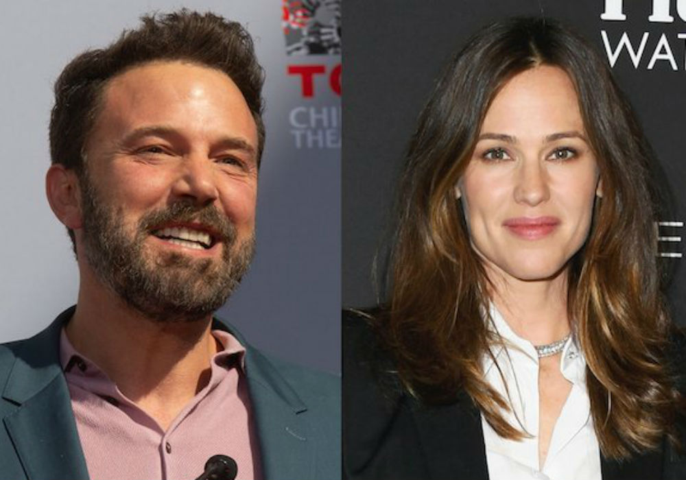 Ben Affleck Is Looking For Romance On A Dating App While Jennifer Garner Reveals The Most Romantic Day She's Ever Experienced
