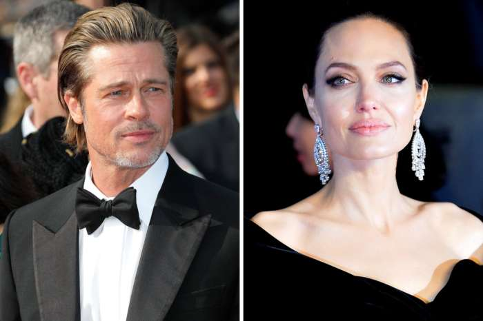Brad Pitt and Angelina Jolie Want To Put Their Differences Behind Them