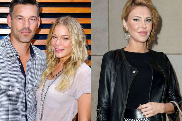 RHOBH Alum Brandi Glanville Dishes Coparenting With Eddie Cibrian and LeAnn Rimes