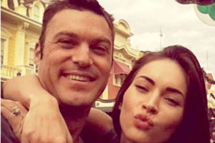 Megan Fox Shares Rare Family Photo With Brian Austin Green And Sons
