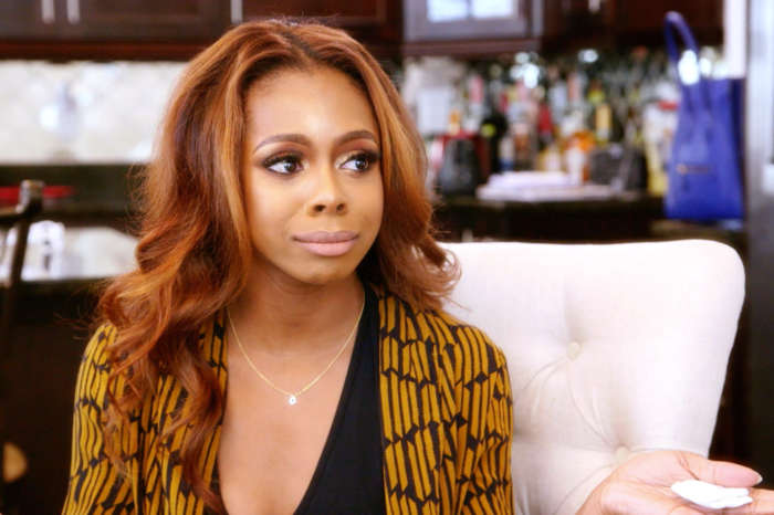 RHOP's Candiace Dillard Guest Lectured At Howard University After Monique Samuels Fight