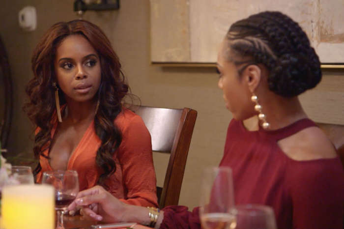 RHOP's Candiace Dillard And Monique Samuels Got Into A Physical Fight -- Sources Claim Monique Dragged Candiace Like Porsha Williams Did Kenya Moore!