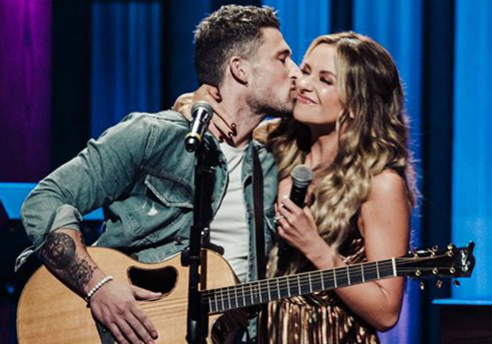 Carly Pearce And Michael Ray Wed In 'Earthy' And 'Whimsical' Nashville Ceremony
