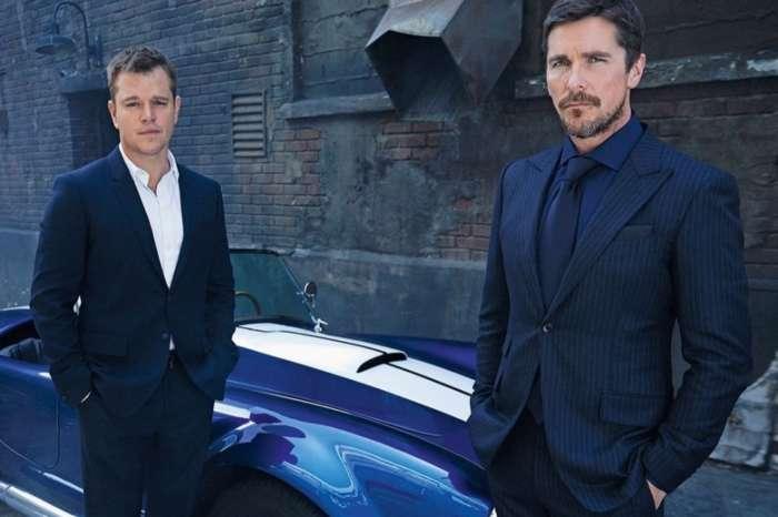 Christian Bale And Matt Damon Each Cover GQ Germany As Oscar-Winners Gear Up For Ford V Ferarri
