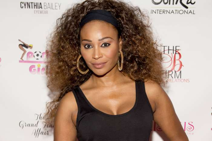 Cynthia Bailey Gushes Over Her Fiancé Mike Hill - 'The Glow Is Not The Highlighter, Honey'