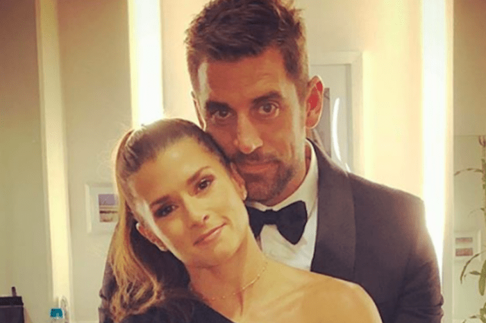 Danica Patrick Raves About Boyfriend Aaron Rodgers' Hotness