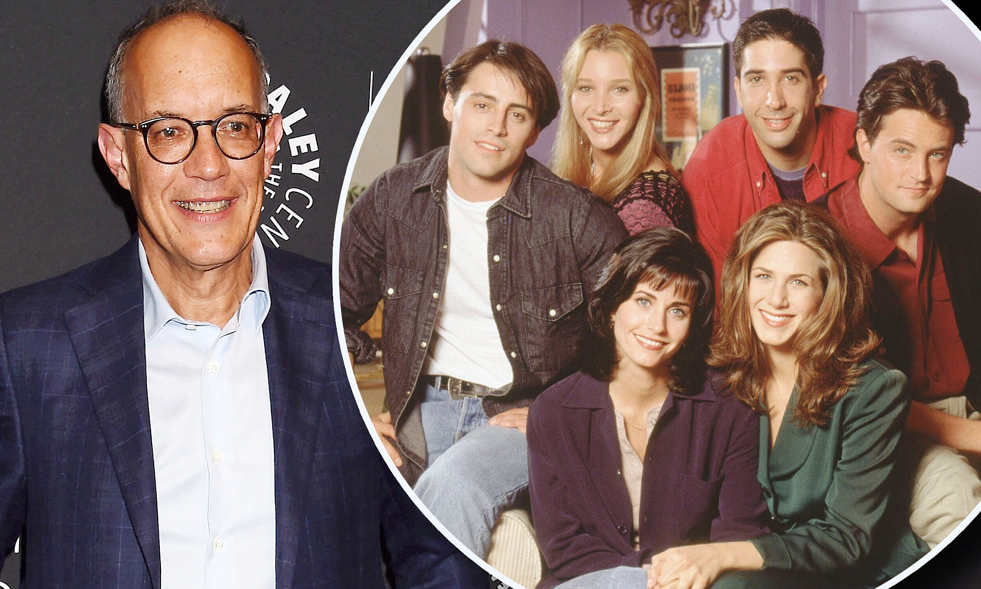 David Crane – The 'Friends' Creator Reveals If A Reboot Is Possible!