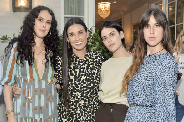 Demi Moore's Daughters Rumer, Scout And Tallulah Willis Recall Their Mom's Scary Relapse On Red Table Talk