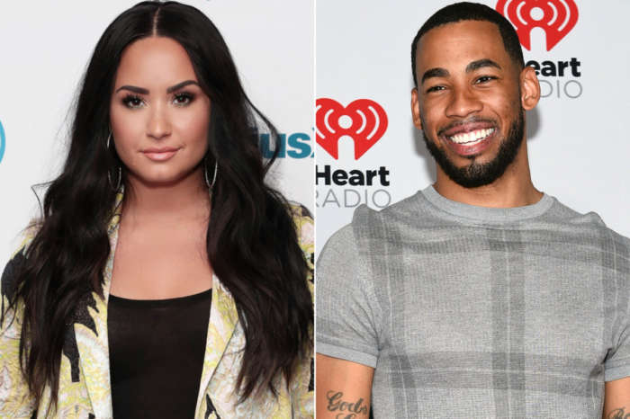 Mike Johnson Spills More Details On Demi Lovato Romance -- Talks About How Good She Is At Kissing!