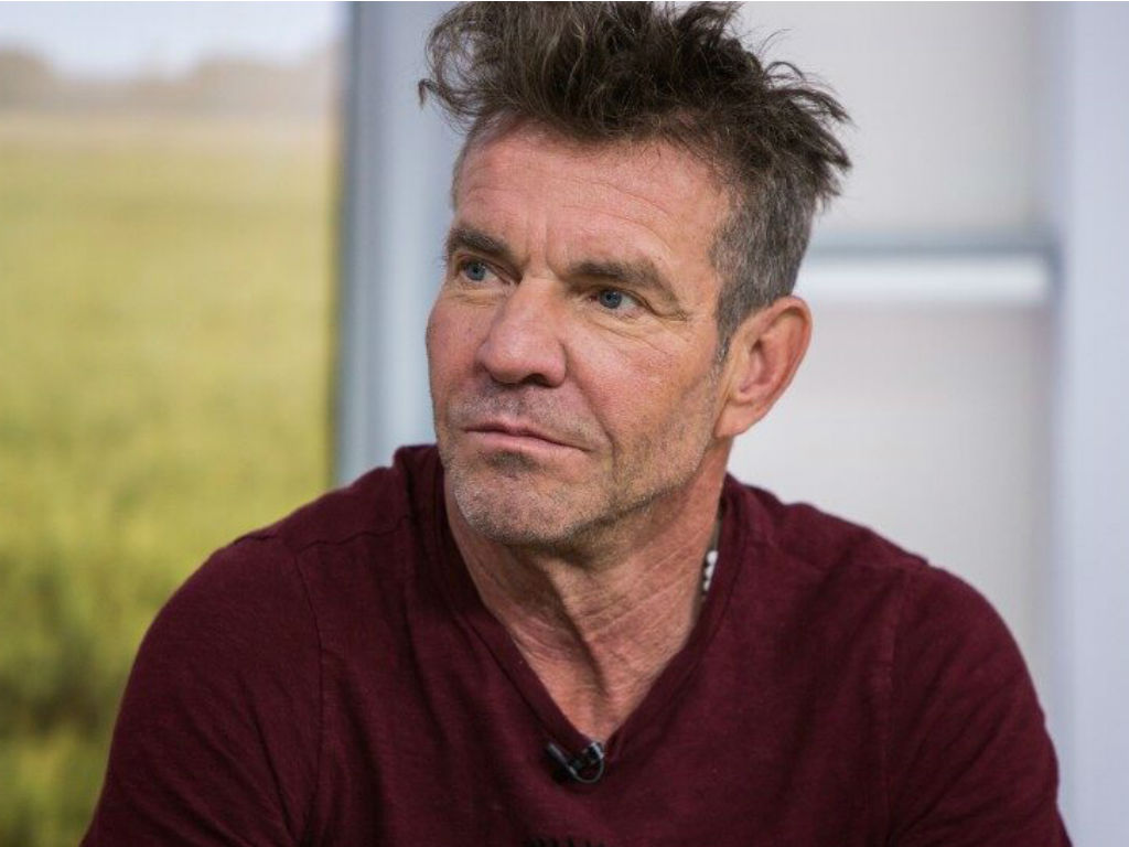 Dennis Quaid, 65, confirms engagement to Laura Savoie, 26