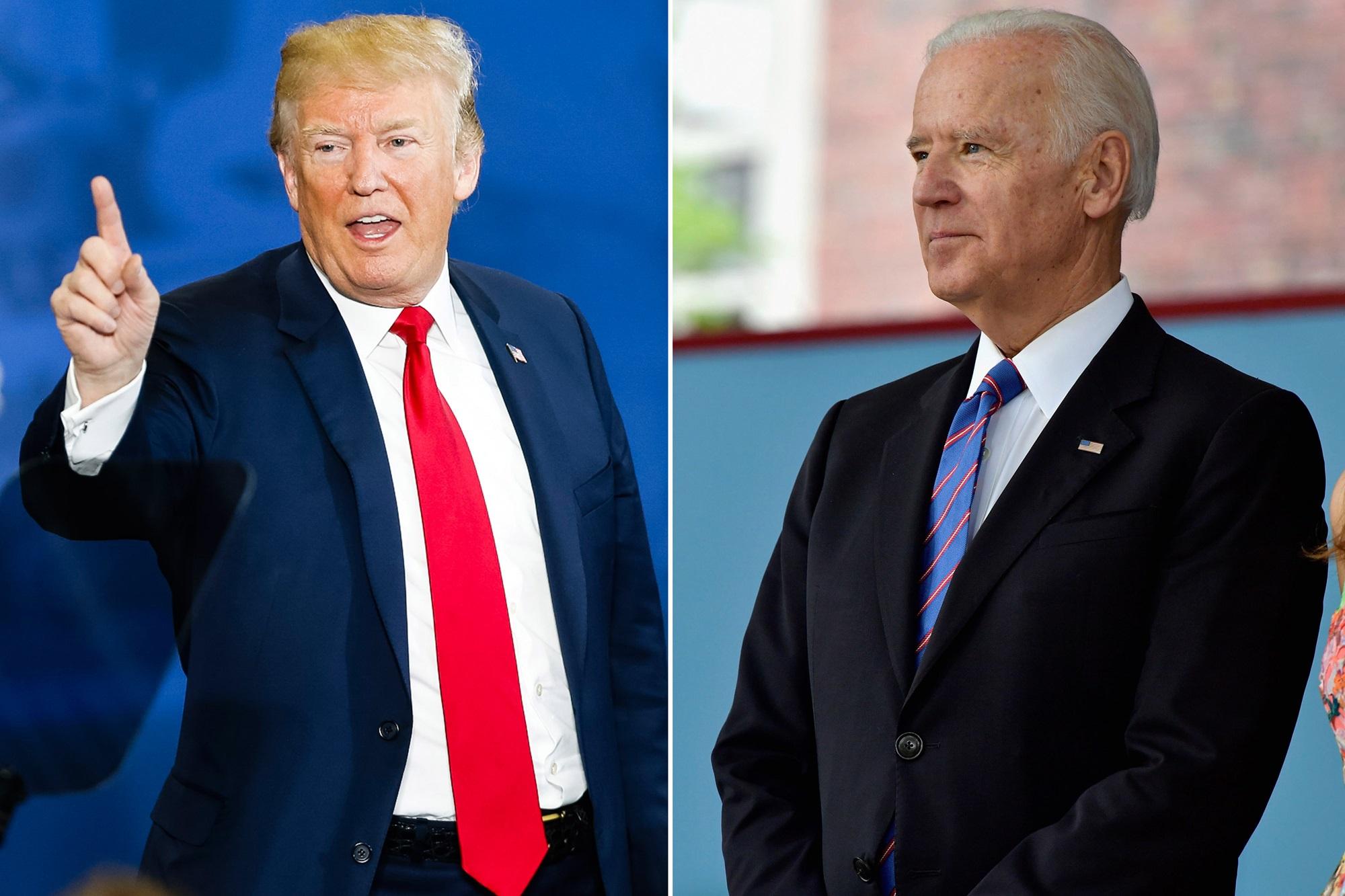 Donald Trump Joe Biden Impeachment