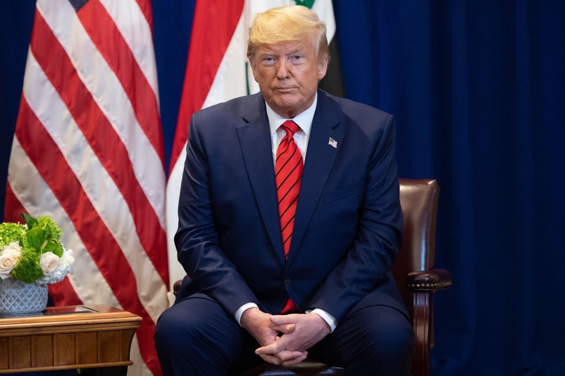 Donald Trump Mexico President Andres Manuel Lopez Obrador El Chapo Son