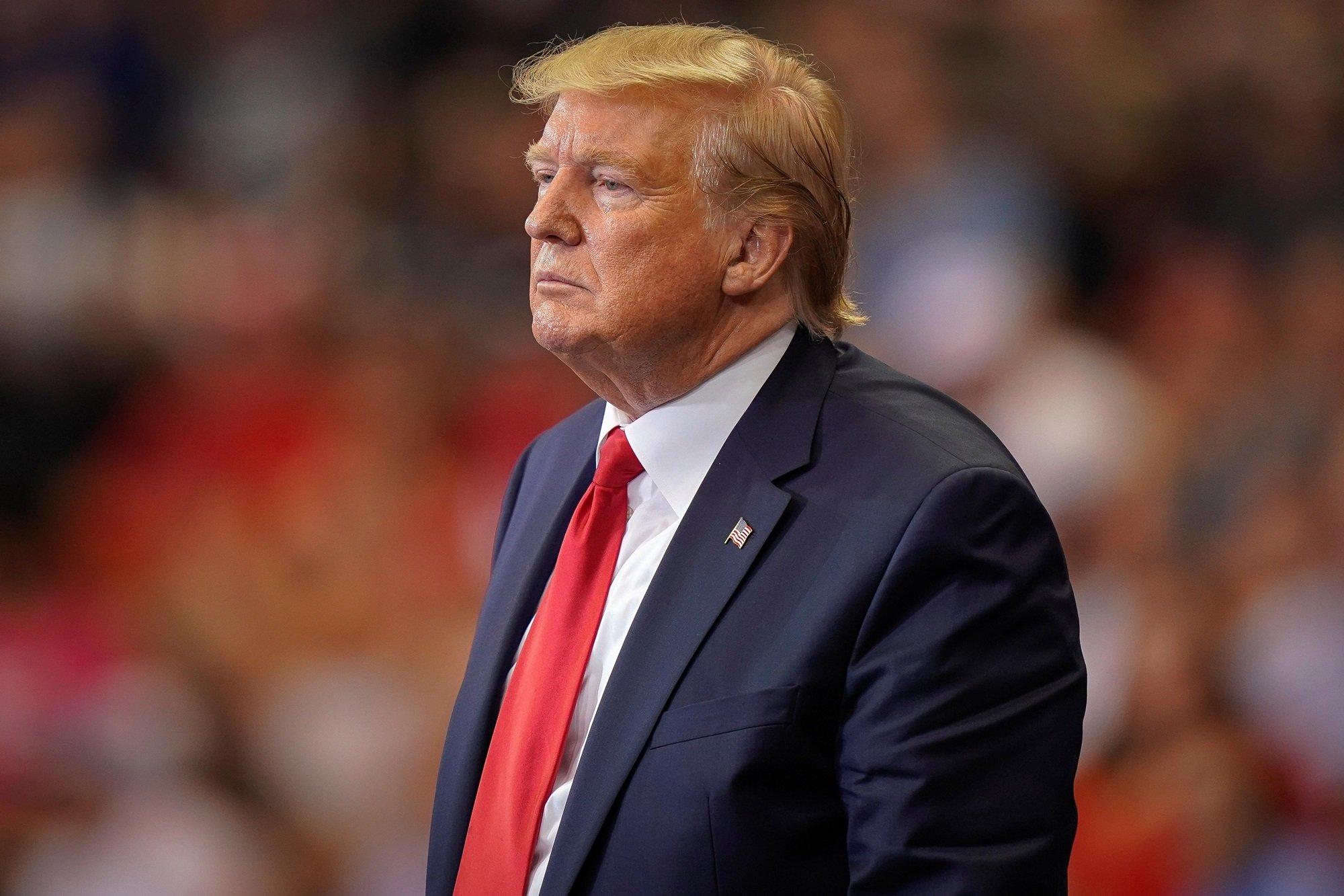 Donald Trump Pat Robertson Syria