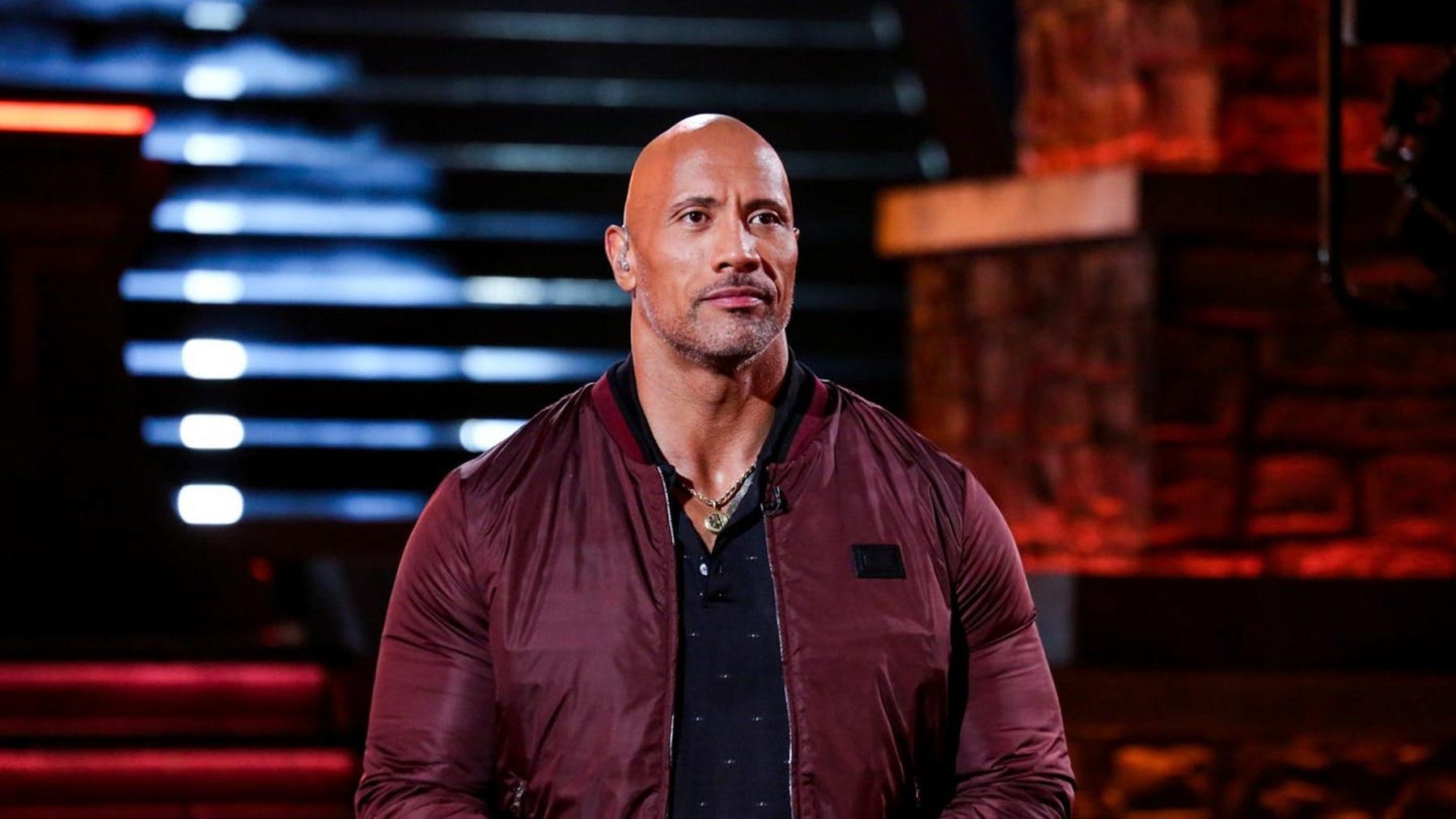 Dwayne 'The Rock' Johnson Vin Diesel