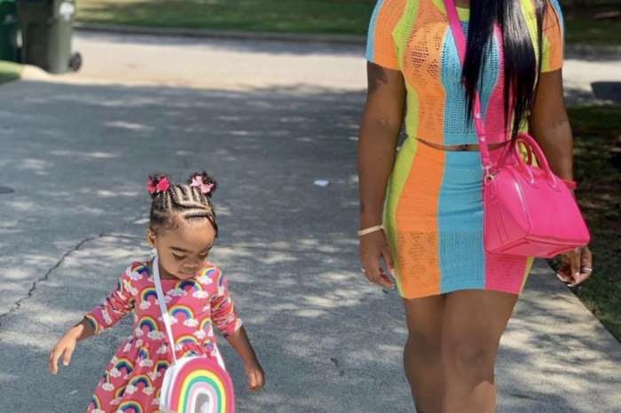 Toya Wright Spends Time With Her Family: Fans Praise Reigny Rushing And Toya's Mom