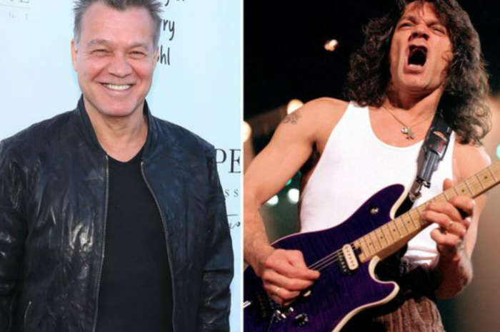Eddie Van Halen Reportedly Seeking Treatment For Throat Cancer In Germany