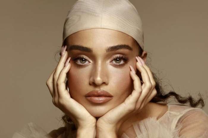 Eden Fines Is Breathtaking In Patrick Ta's Monochrome Moment Campaign — Patrick Does Chloe Morello's Makeup
