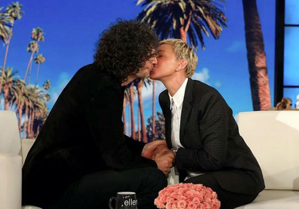 Ellen DeGeneres Stages Surprise Vow Renewal For Howard and Beth Stern - Who Officiated?