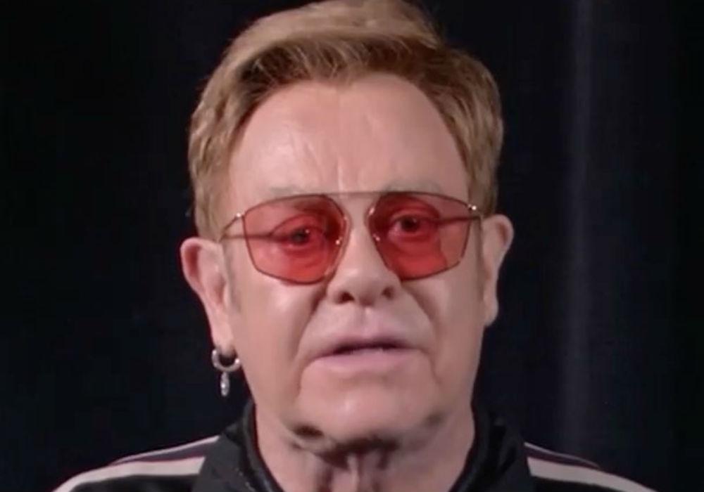 Elton John Calls Michael Jackson 'A Disturbing Person' In His New Memoir