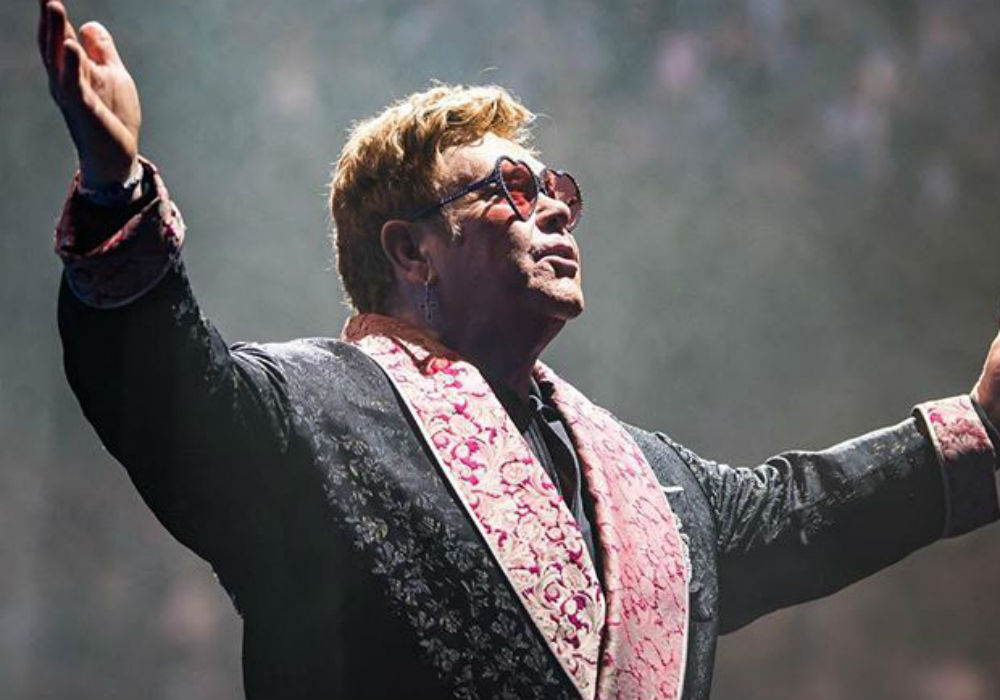Elton John - 'I'm Grateful For Those Years Of Sex And Drugs'