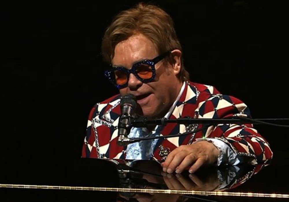 Elton John Not Impressed With The Lion King Remake - 'The Magic And Joy Were Lost'