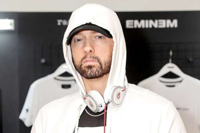 Eminem's Music Is Entangled In A Huge Lawsuit Against Spotify