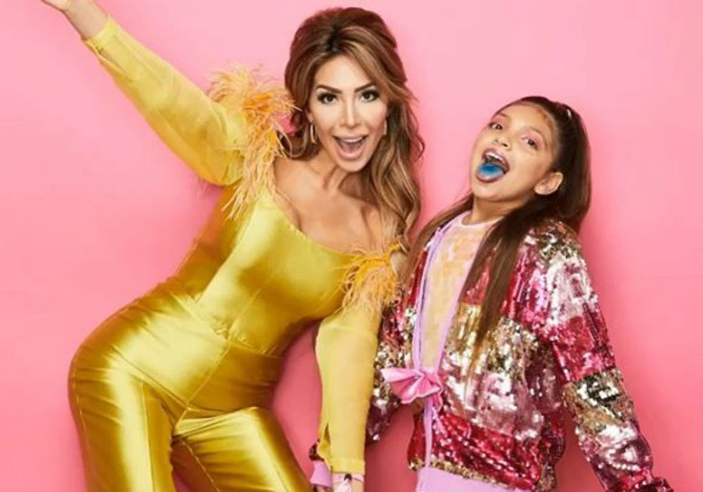 Farrah Abraham Reveals Her Daughter Is In Therapy As She Faces Criticism Over Her Parenting Skills