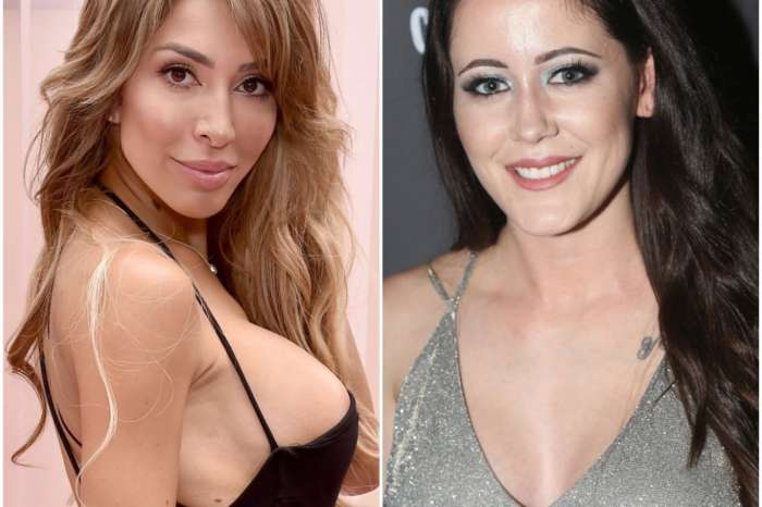 Farrah Abraham Supports Jenelle Evans' Marriage With David Eason Now That They Are No Longer Feuding!