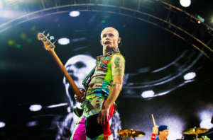 RHCP Bassist Flea Marries Fashion Designer Melody Ehsani