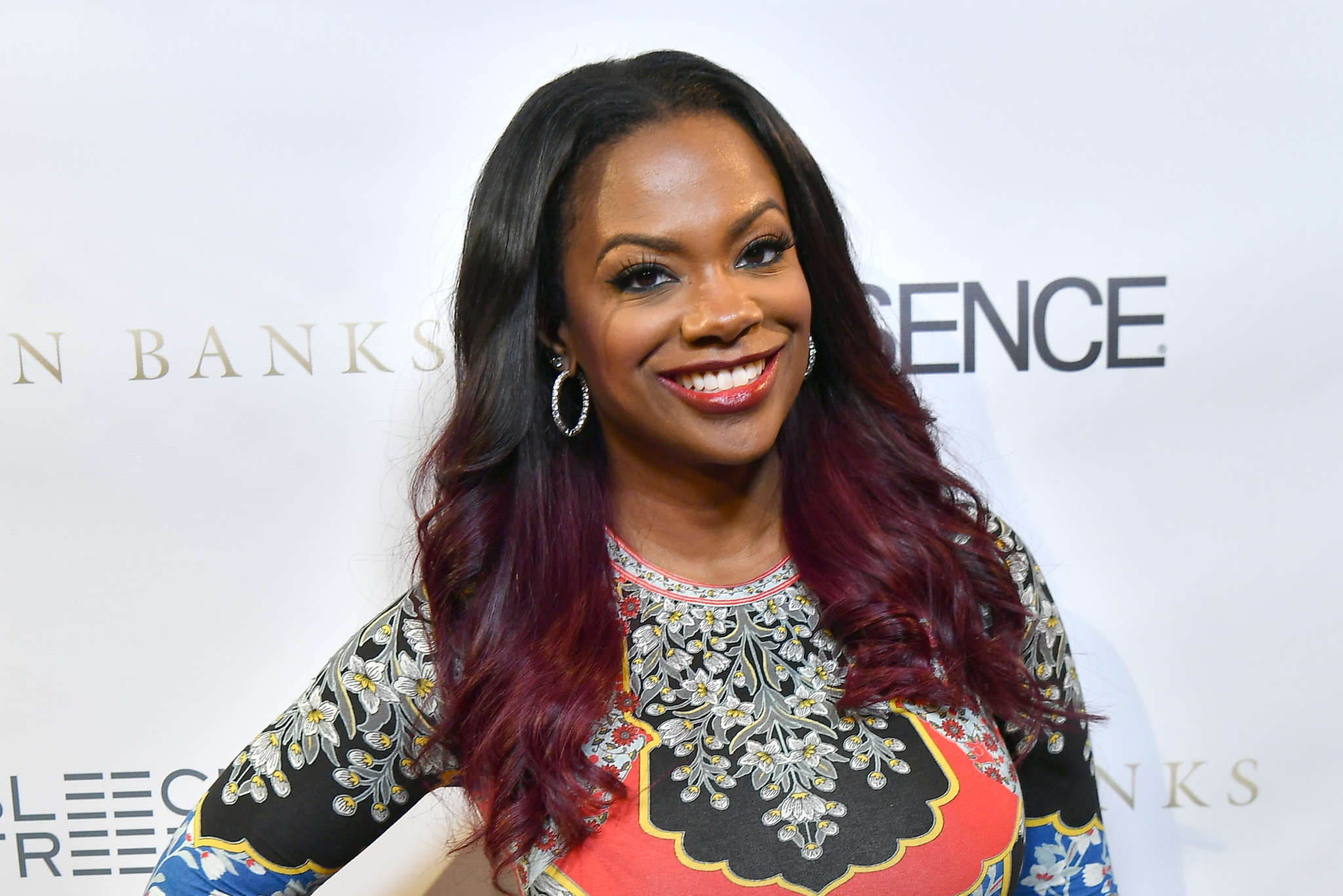 Kandi Burruss Looks Electric On Stage During The Dungeon Show