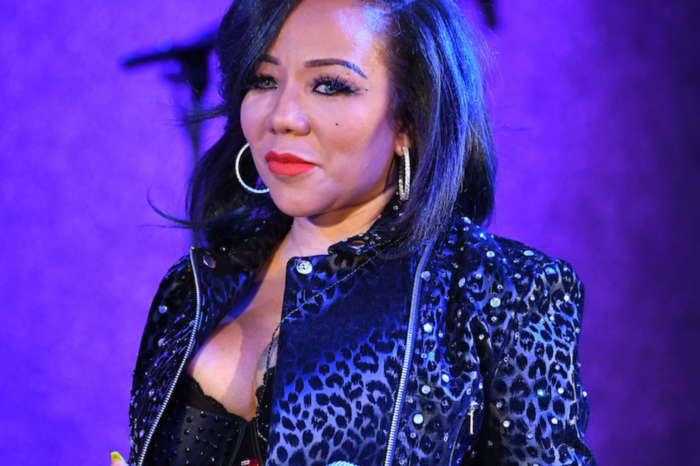 Tiny Harris Shows Her Support For One Of Her Pals - Blanco Brown Became A Star