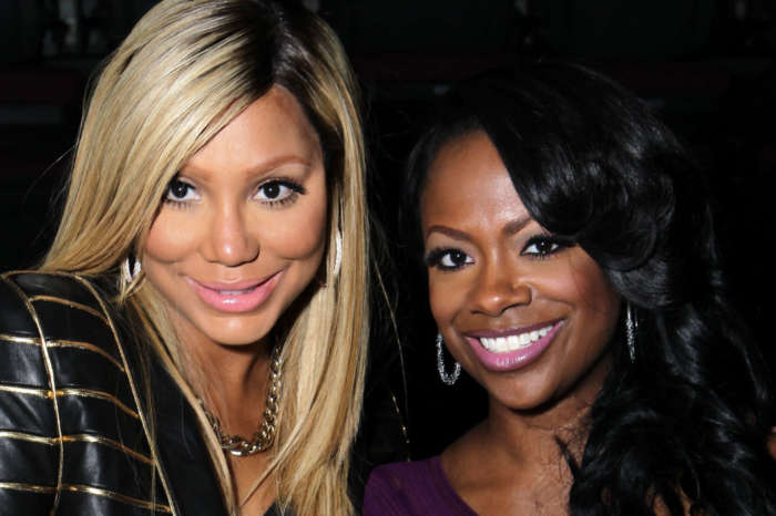 Kandi Burruss Gushes Over Tamar Braxton With A Cheeky Video