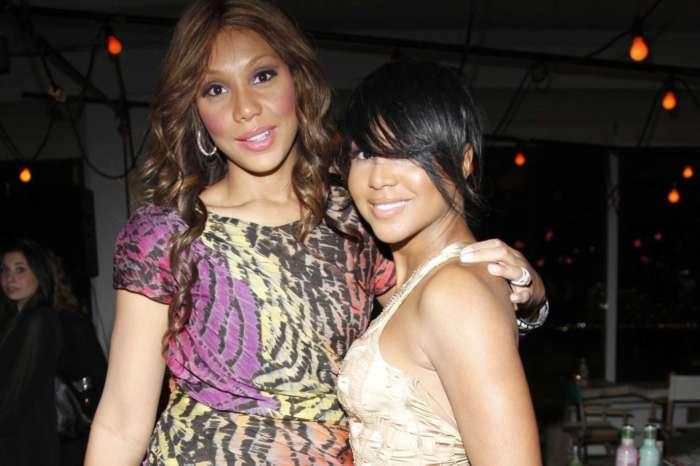 Tamar Braxton Celebrates The Birthday Of Her Sister, Toni Braxton - See Her Video
