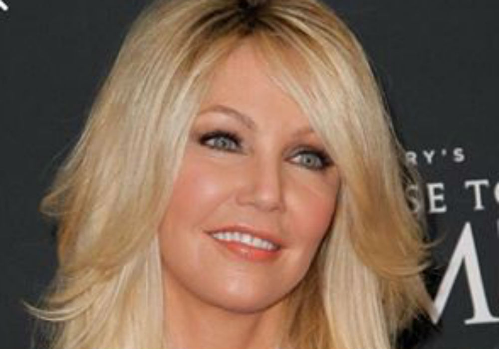 Heather Locklear Avoids Jail By Completing 30-Day Rehab Stint