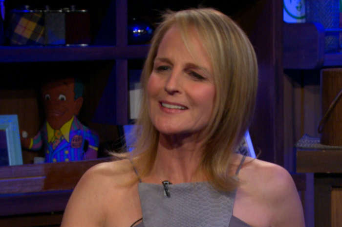 Actress Helen Hunt Rushed To Hospital After Her SVU Flips In Car Crash