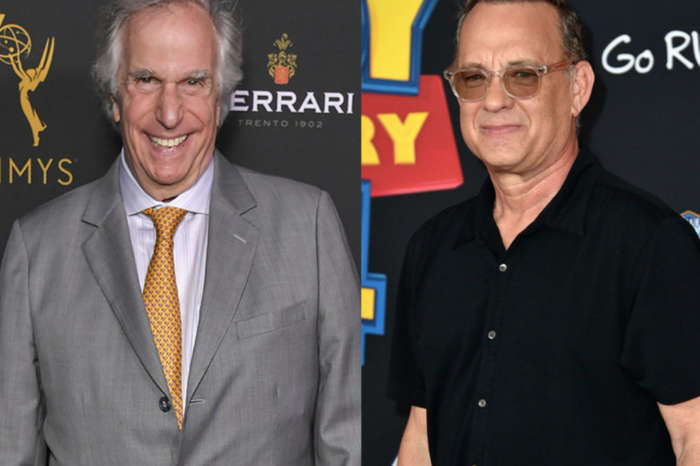Henry Winkler Dishes Decades Long Feud With Tom Hanks