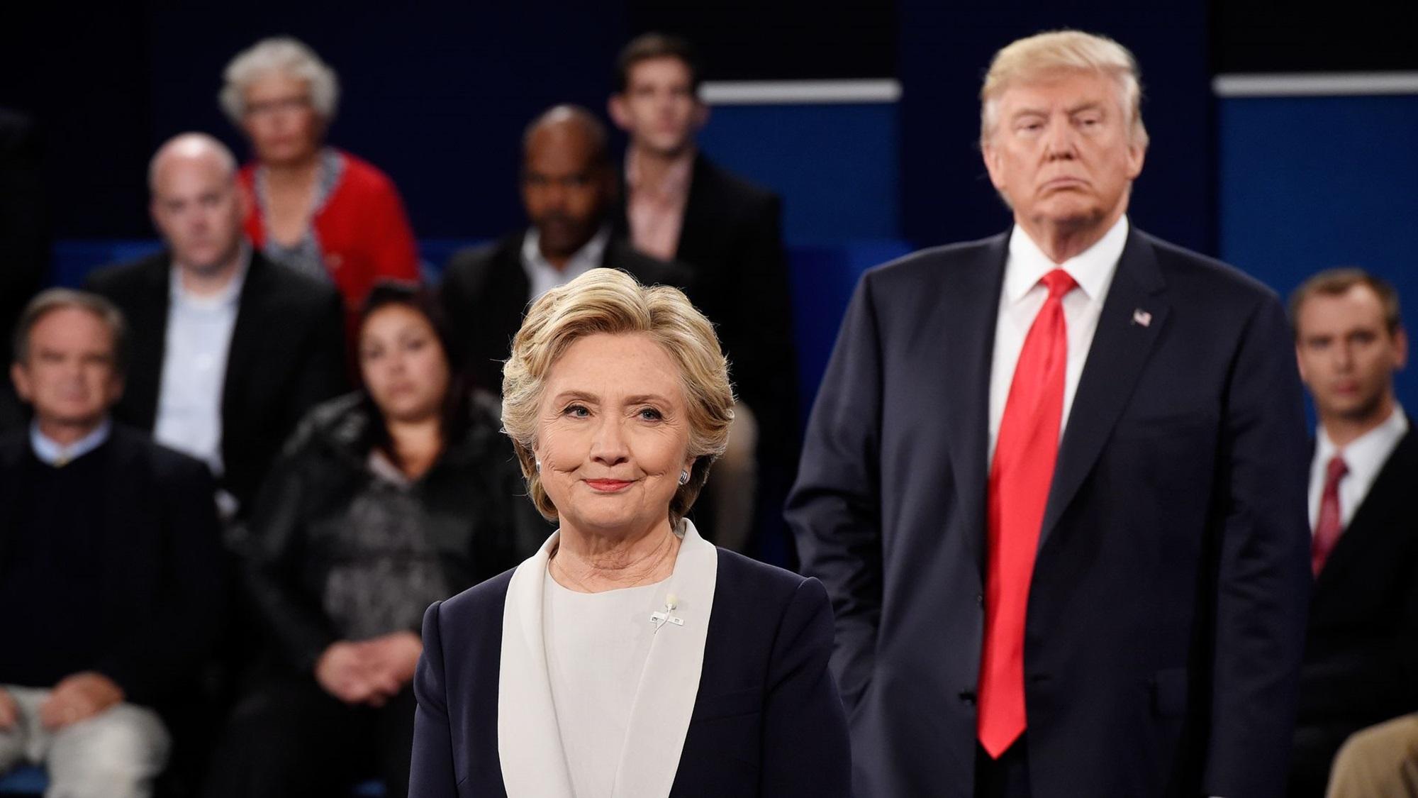 Hillary Clinton Donald Trump Investigation Emails