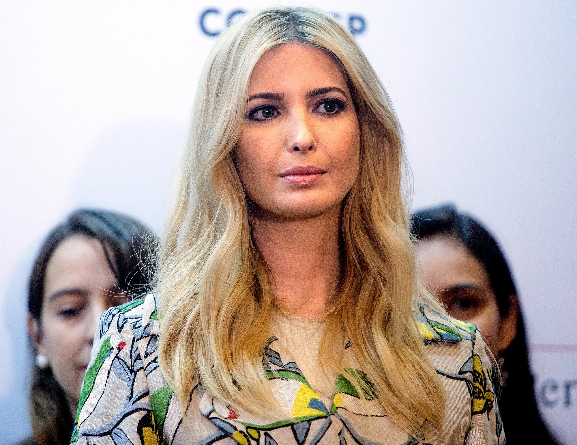Ivanka Trump Wedding Mom Ivana Dress
