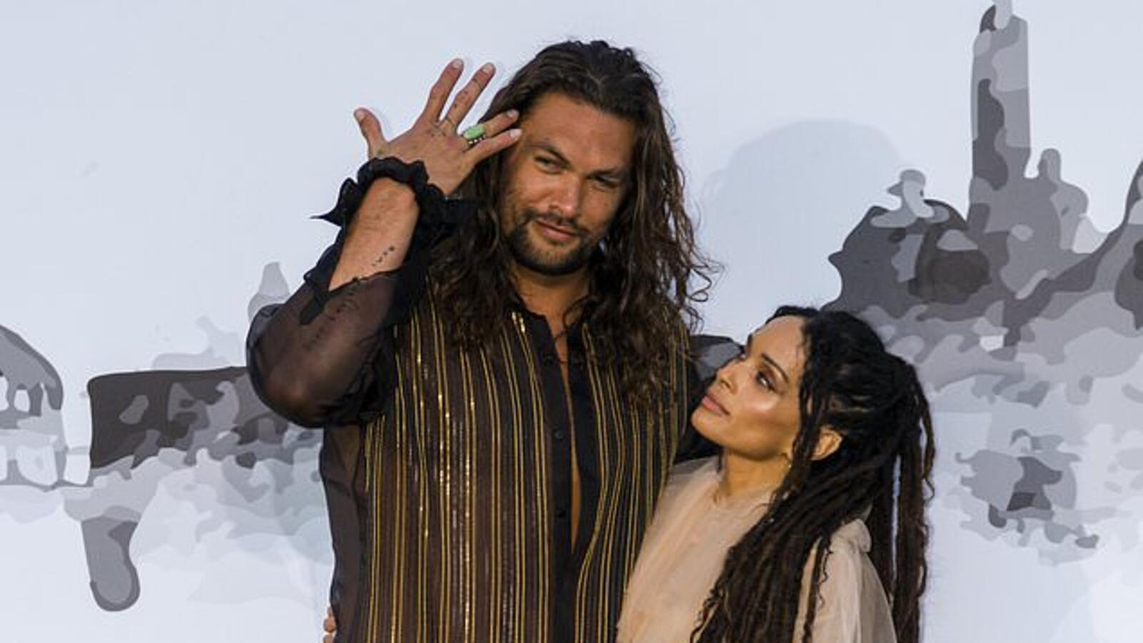 'Esquire' Cover Star Jason Momoa Talks Family, Career, And Puppy
