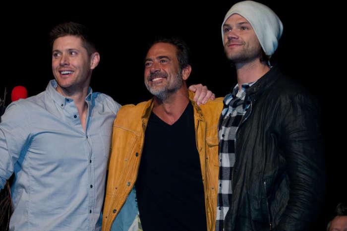Jeffrey Dean Morgan, Jared Padalecki And Jensen Ackles All Get Matching Tattoos In Honor Of Supernatural's Last Season - At Morgan's Wedding!